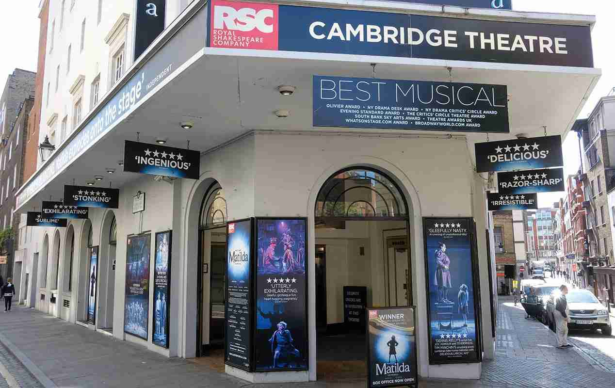 Cambridge-Theatre-London-Box-Office